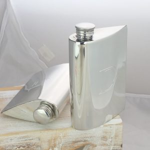Personalised Aerofoil Hip Flask