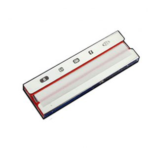 Silver King Size Rizla Holder