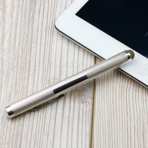 Personalised Sterling Silver Smart Stylus Touch Pen