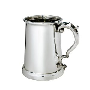 Personalised Gloucester Pewter Tankard