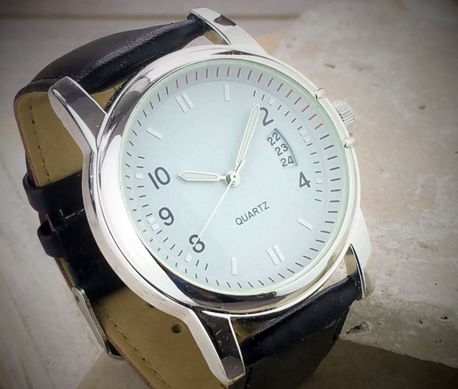 Personalised Montgomery Men's Watch