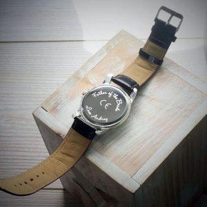 Personalised Montgomery Men's Watch