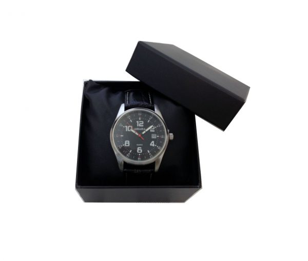 Personalised Madrid Men's Watch & Gift Box with Free Engraving