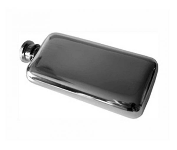 3oz Purse Engraved Hip Flask with free engraving