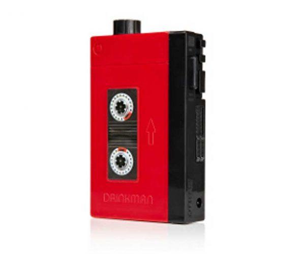 Walkman Hip Flask