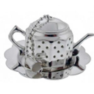 Silver Plated Tea Infuser