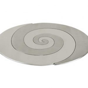 Spiral Trivets & Hotplate Set