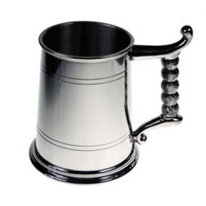 Personalised Cernummos Viking Pewter Tankard