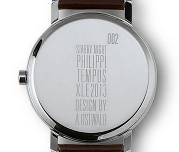 Design Led Watch - Tempus Starry Night Gents Watch