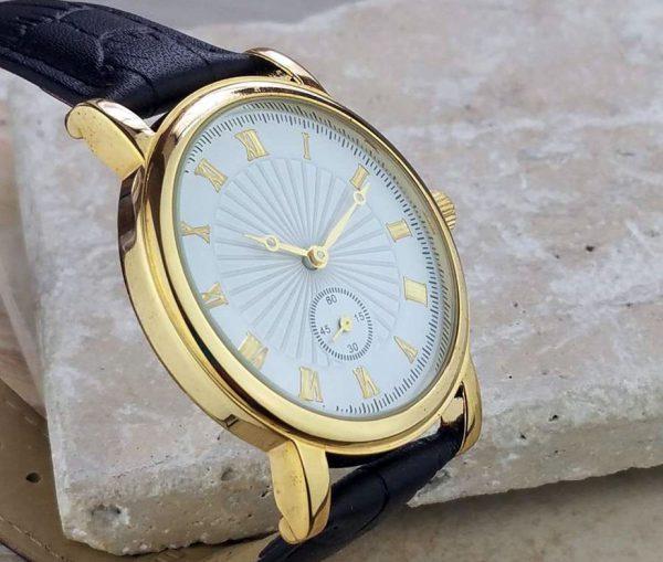 Le Harve Gentleman's Personalised Watch