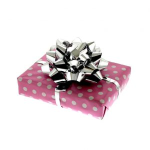 Manton Ladies Tasselled Silver Pen & Gift Box with Free Engraving