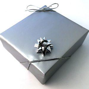 Personalised & Engraved Silver 21st Birthday Plectrum