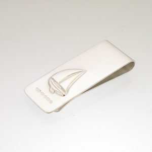 Personalised Sailing Boat Money Clip