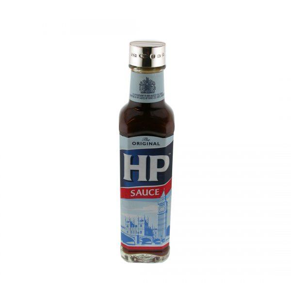 Personalised Engraved Silver Hp Sauce Bottle Lid